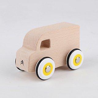 Wooden Toys Citroen -Little wooden car Type H-