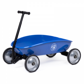 Large Blue Wagon