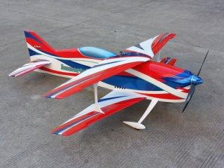 Immortal F3A Biplane