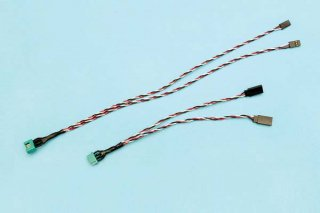 MPX延長コードセット(JR/FUTABA共用) 350mm