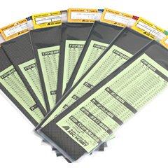 CFRP(カーボン板)1.0X100X300