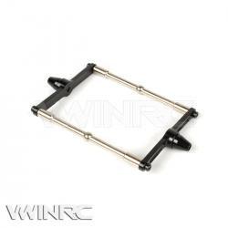 VWINRC製メタル・フライバー・コントロールアーム(H50008)