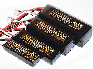 PowerMagic-LW リポ[35C-TYPE] 11.1V-500mAh