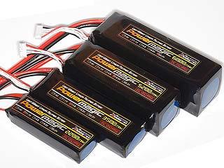 PowerMagic-LW リポ[80C-TYPE] 14.8V-1300mAh