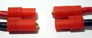 ゴールド・コネクター 3.5mm CAPケース付き 3個組