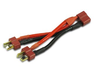 T型プラグ並列接続用ケーブル