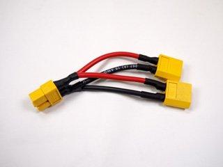 XT60並列接続用ケーブル