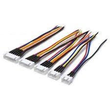 Li-Po用JST-HXバランス充電用コネクター・受側(3セル用)
