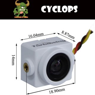 CYCLOPS3 V2 FOV120 700TVL