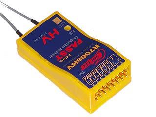POWERUP-R7008HV受信機(FASST)