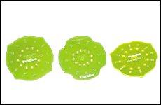 FUTABA 302831 サーボホーン穴あけ専用プレート ホーンテンプレート1 12.5〜15mmピッチ