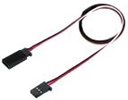 FUTABA 306471 サーボ用延長コード 70-1000J 1000mm 大電流70芯タイプ