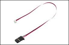 FUTABA 306525 iコネクター SViサーボ専用 150mm