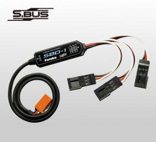 FUTABA 305733 SBD-1 S.BUS デコーダー 600mm