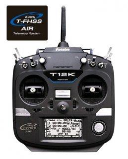 FUTABA T12KH 2.4GHz T-FHSS ヘリ用 T/Rセット R3008SB