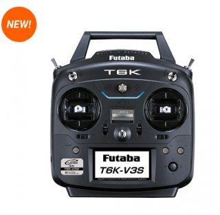 FUTABA T6K マルチ用フルスプリング仕様(T-FHSS AIR)/受信機:R3006SB