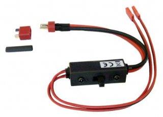 FUTABA 307867 ESW-1Dハイブリッド電子スイッチT型コネクター