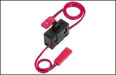 FUTABA 300226 SSW-BN BEC用スイッチ 赤色共通2P・コネクター付