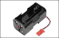 FUTABA 300240 R2-BSS-B 電池ホルダー 汎用