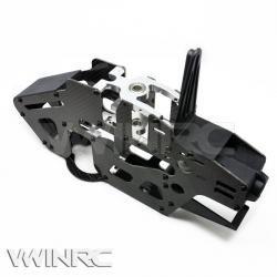 VWINRC製メインフレームセット(カーボン&金属製)