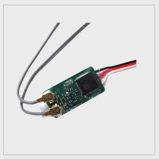 FUTABA R2000SBM 2.4GHz S-FHSS+RSSI 受信機
