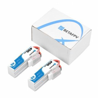 Beta85X用 XT30 14.8V-450mAh(2PCS)