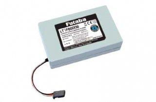 FUTABA  LT1F6600B (32MZ専用)送信機用リチウムポリマー電池