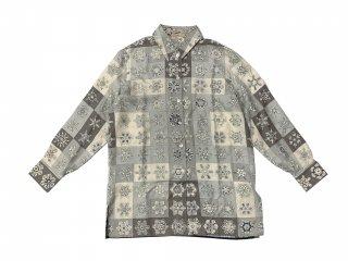 エルメス マルジェラ期 シルクシャツ