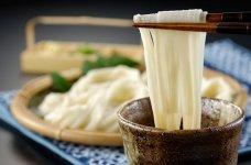栃尾のうどん「豆麺」送料別