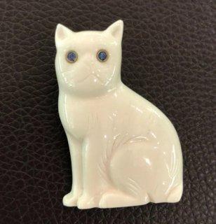 【限定】象牙<br>可愛い動物シリーズ《猫》