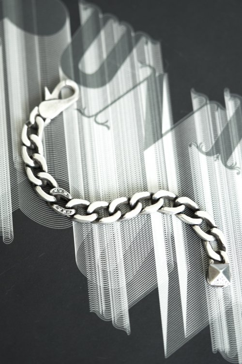 Chain Bracelet with DIA