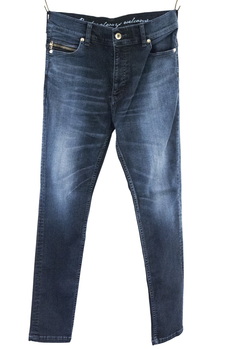 Super ST Denim Pants Thunders/USED