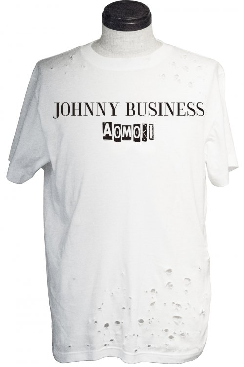 JOHNNY BUSINESS in the Your City T-SH.DESTROY Ver.