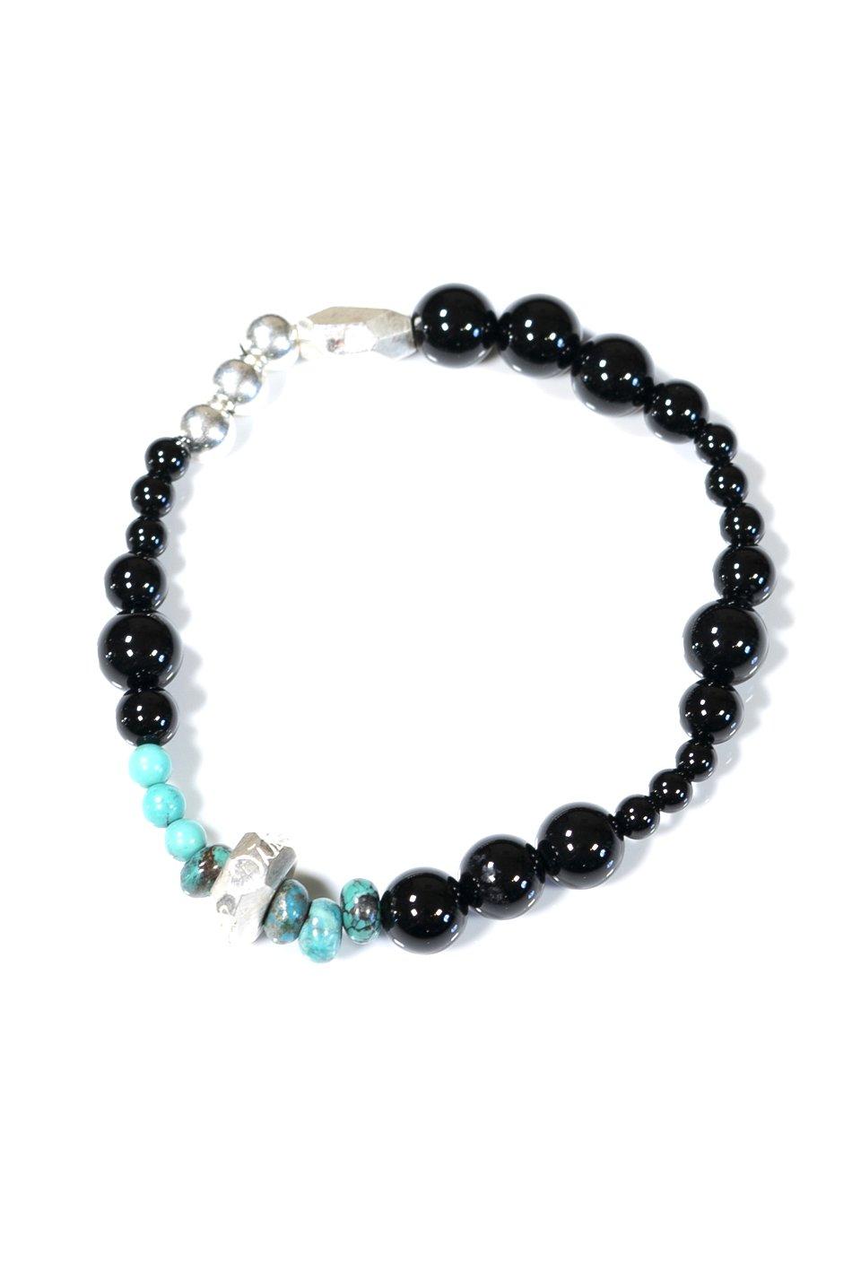 Cut Beads Bracelet/SLV