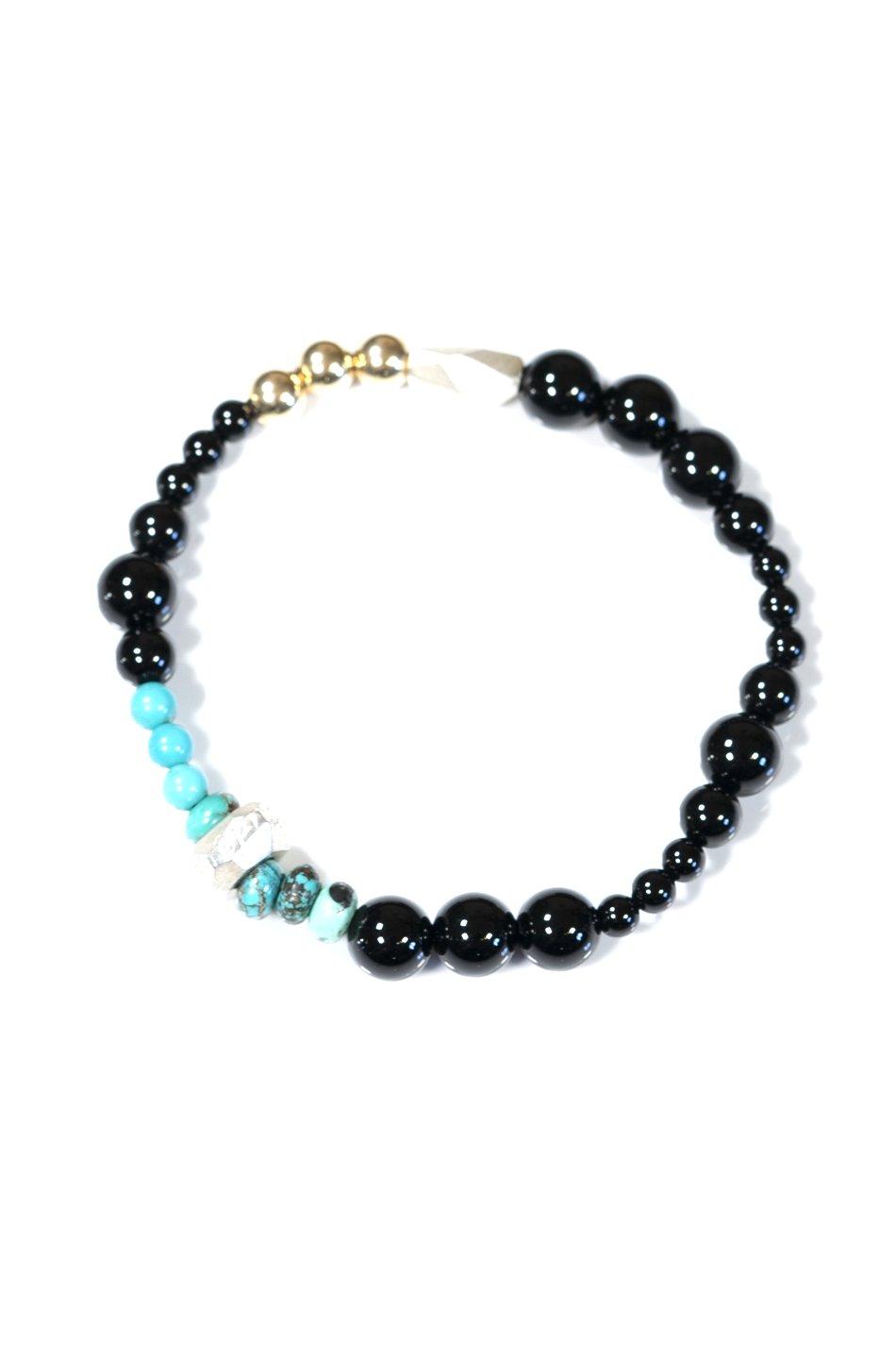 Cut Beads Bracelet/14KGLFD