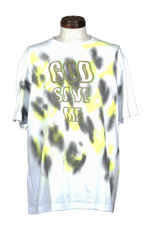 GOD SAVE ME D.I.Y Special YELLOW