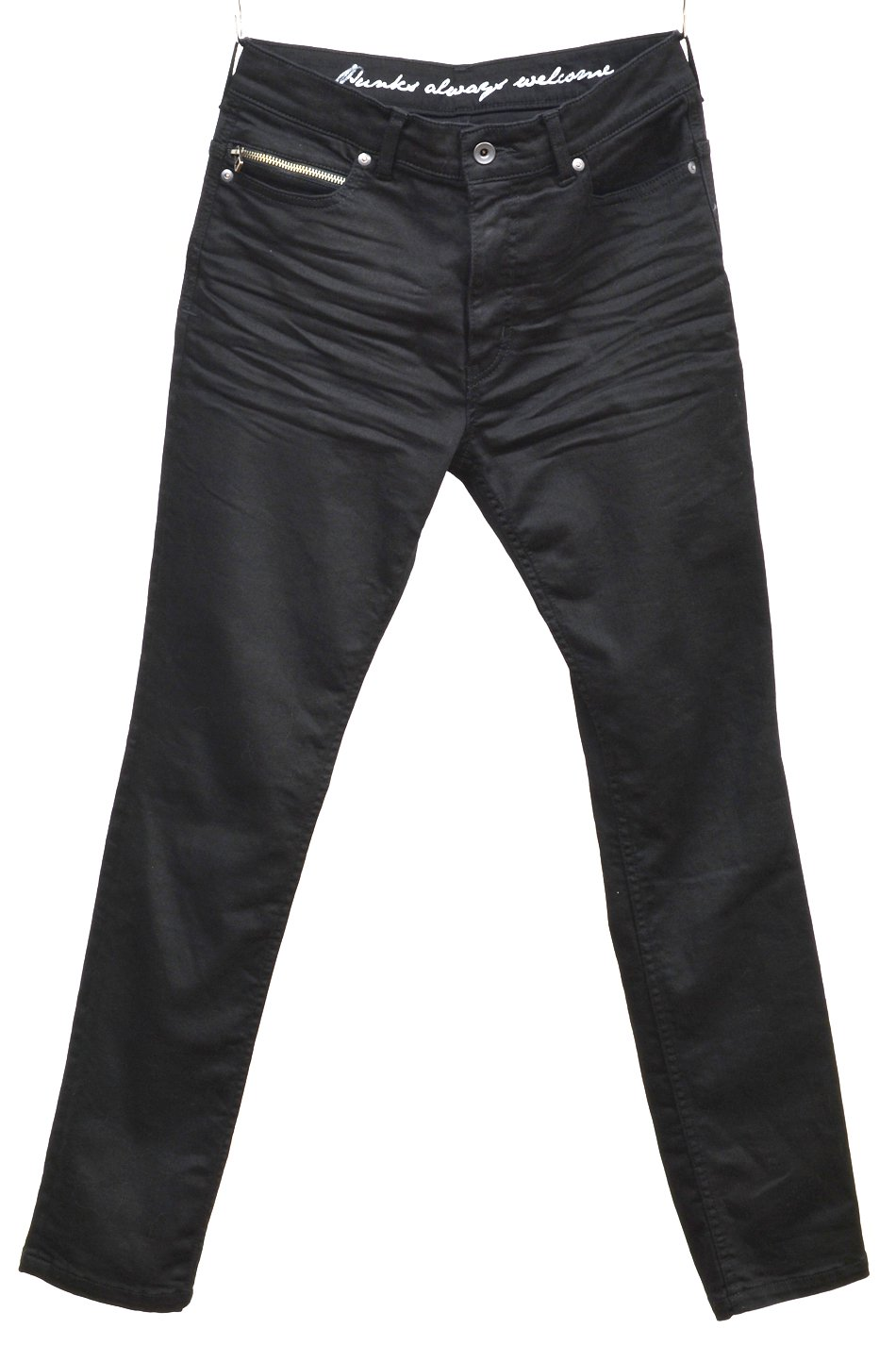 Super ST Denim Pants Vicious/Black