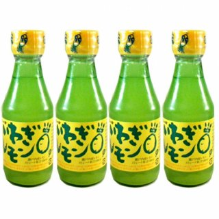 レモン果汁  いわぎレモン4本 香料なし 瀬戸内レモン使用