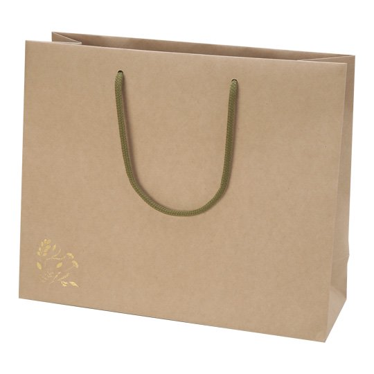 【手提げバッグ】HB グリタリンググリーン L