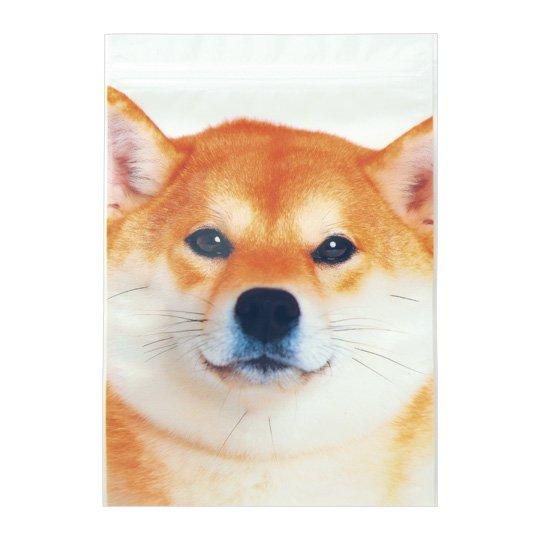 VB ジップ 柴犬