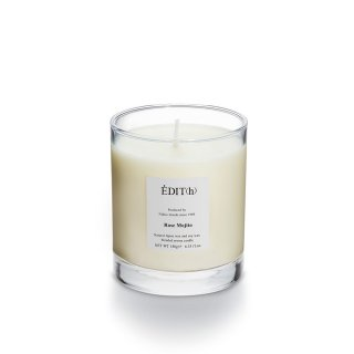 Rose Mojito / Japan wax and soy wax blended aroma candle