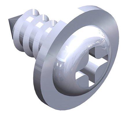 つば付なべネジ(Φ2.6×6mm)