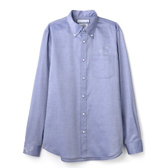 "Men's BDシャツ<br>""Dropping Flowers"""