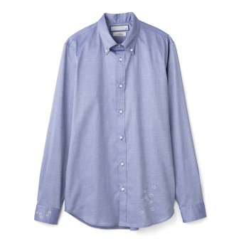 Men's BDシャツ<br>hidden flowers