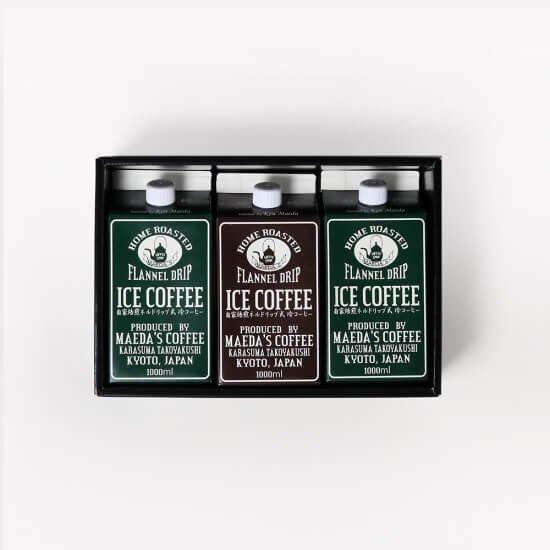 ギフト対応可能 組み合わせ可 アイスコーヒー1L 3本セット