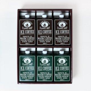 【ギフト対応可 選べる無糖・加糖】  アイスコーヒー1L 6本セット