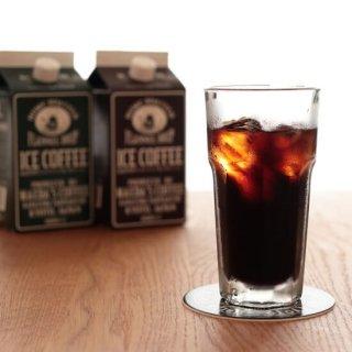 【選べる無糖・加糖】  アイスコーヒー1L 12本セット