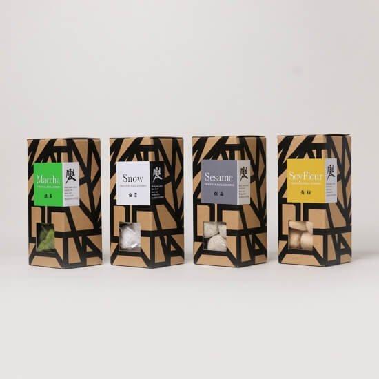 ぼうるクッキー4種詰め合わせイメージ
