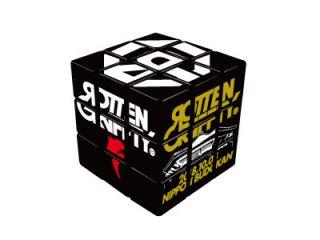 ROTTENGRAFFTY BUDOKAN Rubik's Cube【RO4113】
