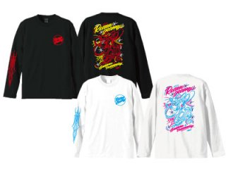 ROTTENGRAFFTY LONG T-Shirt 2017